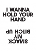 I wanna hold your hand