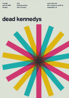 dead kennedys 1985 - radio hall